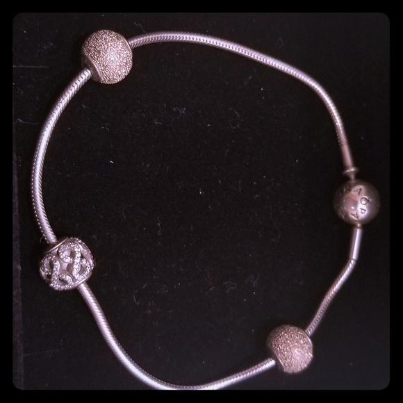 pandora essence collection bracelet